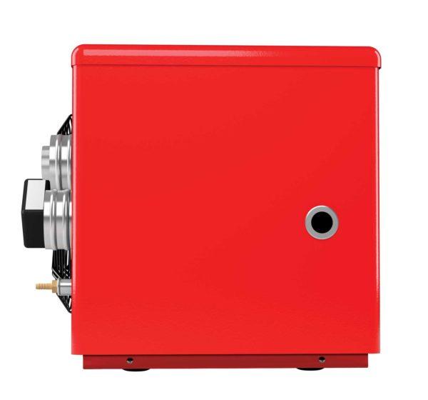 nagrzewnica gazowa Sun Beam 18 kW czerwona bokiem